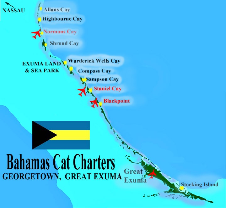 OVERVIEW | BAHAMAS CAT CHARTERS | Dreffin